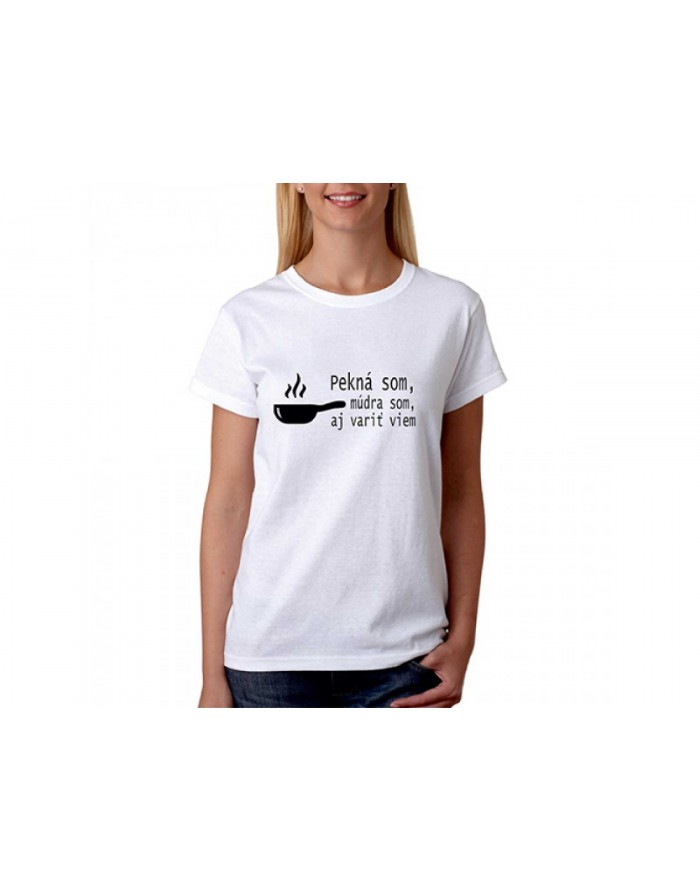 33cd56da09ea Kvalitné tričko so zábavnou potlačou. Značky tričiek  Fruit of the Loom
